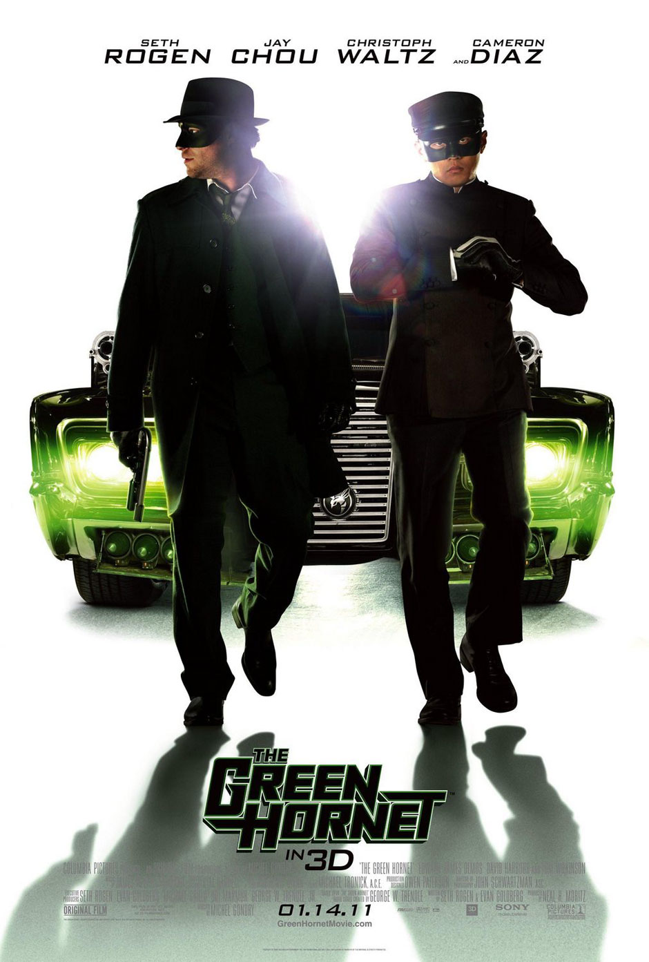 The Green Hornet - A Twist in Crime Fighting | Movie ...