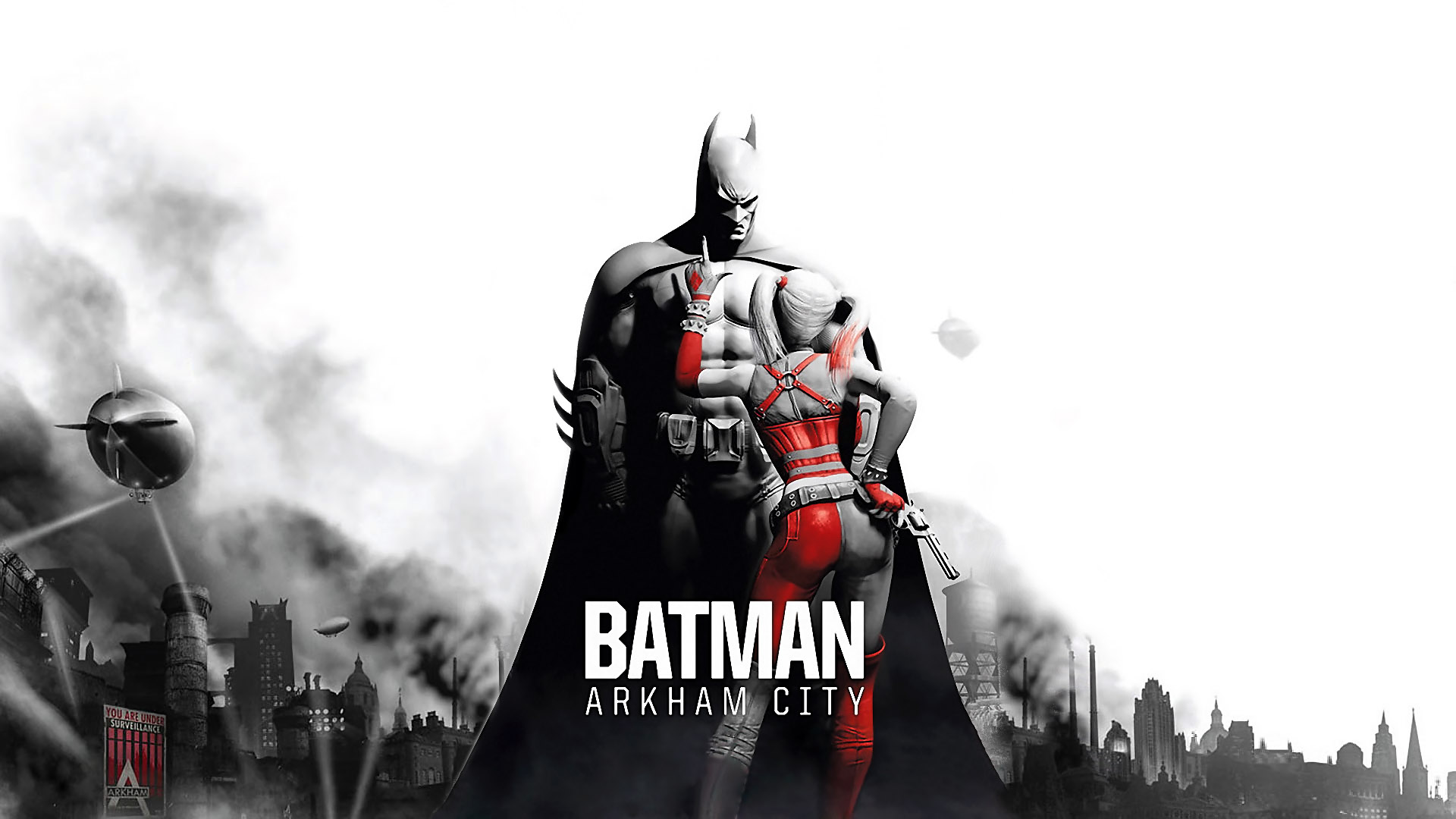 Batman Arkham City | PhcityonWeb