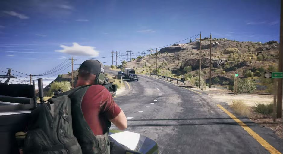 Ghost Recon Wildlands Home Del Page Up Keybinding