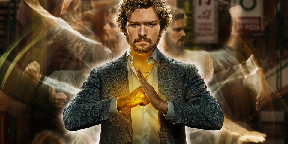 Daniel rand iron fist